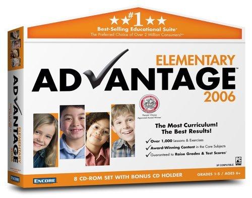 Encore Software Elementary Advantage 2006 (Encore Elementary Advantage compare prices)
