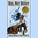 Bud, Not Buddy Audiobook by Christopher Paul Curtis Narrated by James Avery