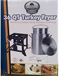 Backyard Classic Professional 36 Qt. Turkey Fryer by 