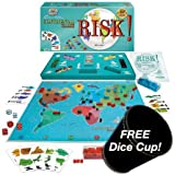Risk 1959 Edition w/ FREE Dice Cup