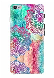 Noise Printed Back Cover Case for Apple Iphone 6 Plus And 6S Plus