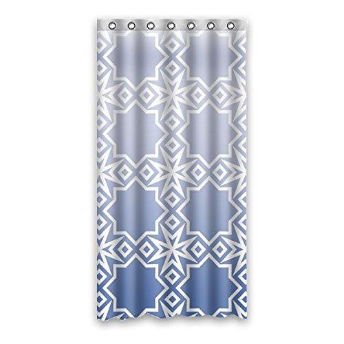 """90 centimetri x183 cm (36 """"x72"""") Bagno Doccia Tenda, Generale Viola Custom Design casual moda personalizzata Curtain personalizzato doccia"""