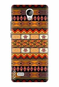 Noise Designer Printed Case / Cover for Vivo Y21 / Patterns & Ethnic / Ancient Shapes Design