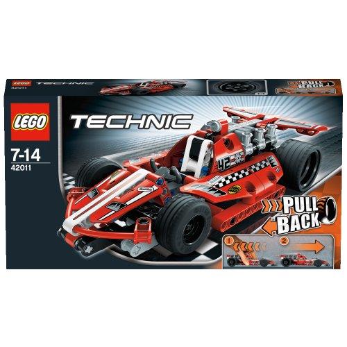 lego technic 42011 jeu de construction la voiture de. Black Bedroom Furniture Sets. Home Design Ideas