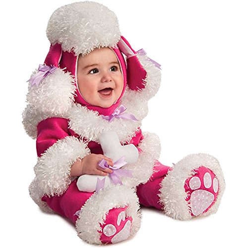 Poodle Baby Costume