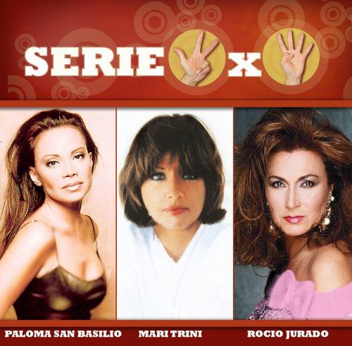 Rocio Jurado - Serie 3 X 4 - Zortam Music