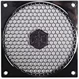 SilverStone 120mm Fan Filter with Grill FF121 (Black)