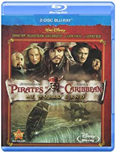Pirates of the Caribbean: At World's End [Blu-ray] [2007] [US Import]