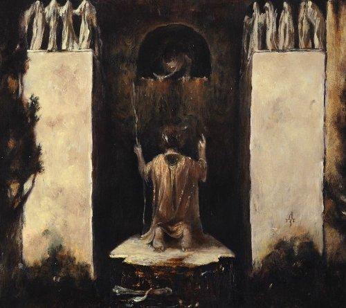 Odori Sepulcrorum by Grave Miasma