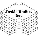 Woodhaven 3655 Inside Radius Set