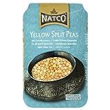Natco Yellow Split Peas 1 x 2kg