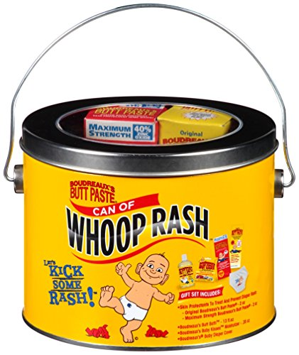 Boudreaux's Butt Paste Whoop Rash Gift Set
