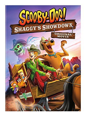 DVD : Scooby-Doo!: Shaggy's Showdown (DVD)