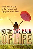 Stop the Pain of Life: Learn How to Live in the Moment and Enjoy Life to its Fullest