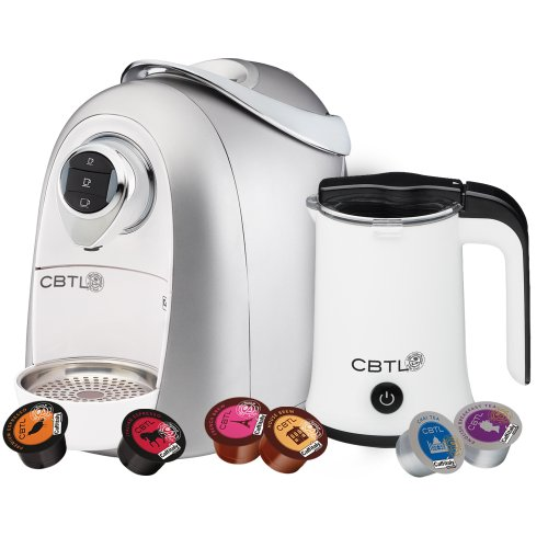 CBTL Kaldi 9905 Single-Cup Brewer