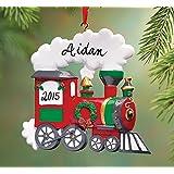 Pers Train Ornament