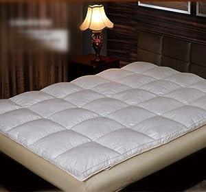 fiberbed mattress topper