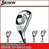 SRIXON(スリクソン) ハイブリッド ユーティリティウッド NS950GH スチールシャフト装着