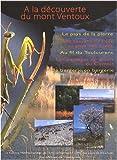 echange, troc Marion Di Liello, Mireille Gravier - A la découverte du mont Ventoux