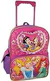 "Disney Princess Large 16"" Rolling Backpack"