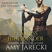The Fearless Highlander: Highland Defender, Book 1 | Amy Jarecki