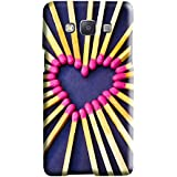 Babula Designer Back Case Cover For Samsung Galaxy S8 Just Lunched (Love Love Dairy I Love You M Love Ring)