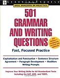 501 Grammar & Writing Questions (501 Series)