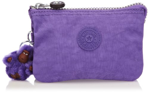Kipling Womens Creativity S Purse K0186461G Vivid Purple
