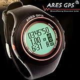 トランステクノロジー <ARES GPS>シリーズ GPS機能付ランニングウォッチ 心拍計セットモデル AR-1080C
