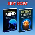 Emotional Intelligence and the Subconscious Mind: How to Master Your Thoughts and Program Your Mind for Success and Happiness Audiobook by Robert Daudish Narrated by Scott R. Smith