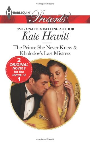 Image of The Prince She Never Knew (Harlequin Presents\The Diomedi Heirs)