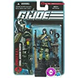 G.I. Joe Pursuit of Cobra 3 3/4 Inch Action Figure Jungle BAT
