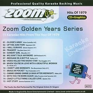 Karaoke CD Hits of 1979