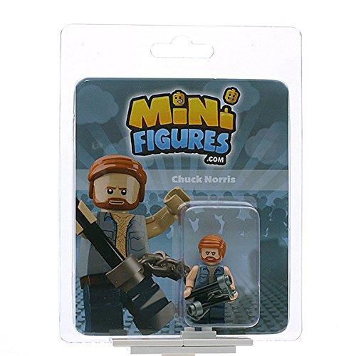 Custom Design Minifigure - Chuck Norris (Custom Chucks compare prices)