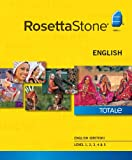 Rosetta Stone English (British) Level 1-5 Set for Mac [Download]