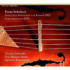 Schubert: Sonate f�r Arpeggione und Klavier D. 821 & Streichquintett D. 956