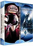 echange, troc Charlie et la chocolaterie + Le Pôle Express [Blu-ray]