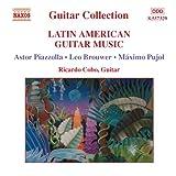 echange, troc  - Musique Pour Guitare D'Amérique Du Sud - Piazzola, Brouwer, Pujol, Morel