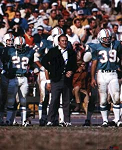 Autographed Don Shula Miami Dolphins Photo by Main Line Autographs
