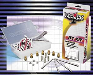 Dynojet Research STG-1 JET KIT W/O FLTR 800 MAR Jets Jet Kit1997 Suzuki 800 Maurader - 3143