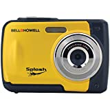 Bell+Howell Splash WP10-Y 12.0 Megapixel Waterproof Digital Camera with 2.4-Inch LCD (Yellow)