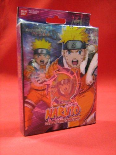 Naruto CCG Approaching Wind "Rampage Tornado" Naruto Deck