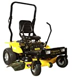 Sale Mower – Stanley 48ZS 48-Inch 20 HP Heavy-Duty Kawasaki V-Twin FR600V Zero Turn Riding Lawn Mower with Rollbar