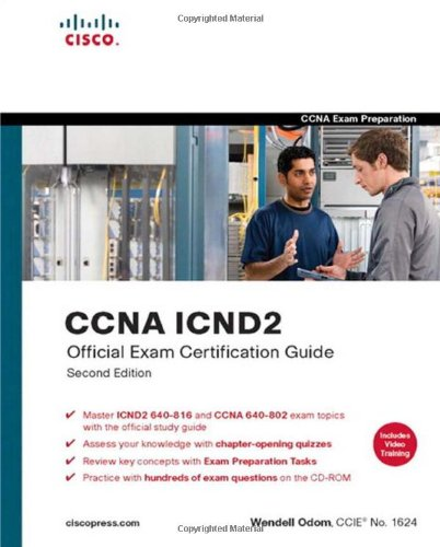 CCNA Official Exam Certification Library (Exam 640-802),...