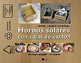 Hornos solares con cajas de carton editado por Pamiela argitaletxea