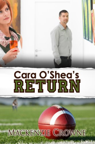 Cara O'Shea's Return (Small Town New England)