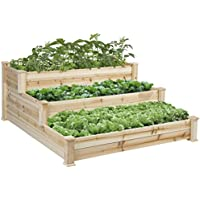 Best Choice Products Raised 3 Tier Vegatable Garden Kit