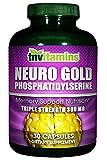TNVitamins Neuro PS Gold 300 Mg Phosphatildylserine 30 Capsules