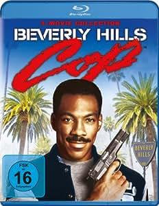 Beverly Hills Cop 1-3 - Box [Blu-ray]