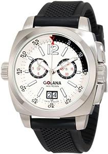 Golana Swiss Men'S Ae400-3 Aero Pro 400 Stainless Steel Watch